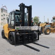 (17073) CATERPILLAR - DP80 8-TONS 2008