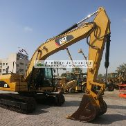 (13724) CATERPILLAR – 320D 21-TONS 2012