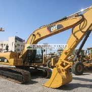 (13722) CATERPILLAR - 320D 21-TONS 2011