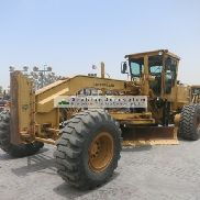 (13476) CATERPILLAR-14G 200-HP 1986