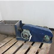 1 cu/ft Stainless Steel Ribbon Blender, Approximately 2hp Motor