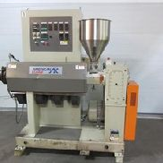 "2"" American Kuhne Extruder, Model AK200, 24:1, 20 Hp"