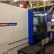 300 Ton Battenfeld Ecopower,Electric Injection Molding Machine, 29 Oz, New In 2012