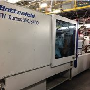 393 Ton Battenfeld Injection Molding Machine, Modell TM Xpress 350/3400, 53.19 Oz, New 2014
