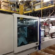 393 Ton Battenfeld Injection Molding Machine, Model TM Xpress 350/3400, 53.19 Oz, New In 2014
