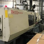 198 Ton Nissei Electric Injection Molding Machine, Model ES4000, 14.8 Oz, New In 2001