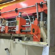 Lyle Vertical Trim Press, Model 152PV, 2005. Extremely Low Hours !!!