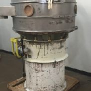 "48"" Sweco Vibratory Classifier, 3 Deck, Stainless Steel"