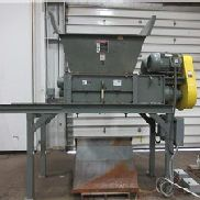 "31"" x 36"" SSI Quad Shaft Shredder, Model Q55-EC, 40HP, 2004"