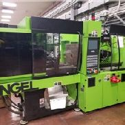 65 Ton Engel Victory Tiebarless Injection Molding Machine, modelo VC80 / 65Tech, 1.6 Oz, Nueva En 2007