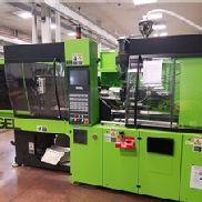 65 Ton Engel Vittoria senza colonne Injection Molding Machine, Modello VC80 / 65Tech, 1.6 Oz, New Nel 2007