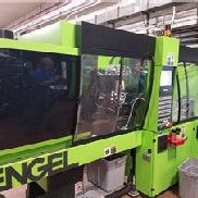 65 Ton Engel Tie Barless Injection Molding Machine, Model VC80/65Tech, 1.2 Oz, New In 2008