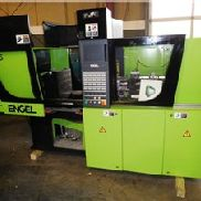 45 Ton Engel Victory Injection Molding Machine, Modello VC 80/45 Promo US, 1.2 Oz, New Nel 2007