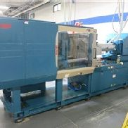 Used 198 Ton Nissei Injection Molding Machine, Model NEX4000-36E, Manufactured 2005