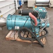 40 CFM UnaDyn Hot Air Dryer, Model RHB-40, With 150 lbs Hopper