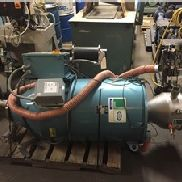 40 CFM UnaDyn Hot Air Dryer, Model RHB-40, With 200 lbs Hopper