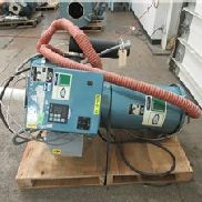 25 CFM UnaDyn Hot Air Dryer, Modello RHB-25, con 60 libbre Hopper