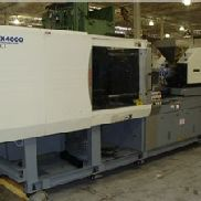 200 Ton Nissei Model NEX4000 Electric Injection Molding Machine, 2005 Vintage