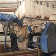 "52"" x 58"" Vecoplan Single Shaft Shredder, Model RG52K, 100 HP, New In 2004"