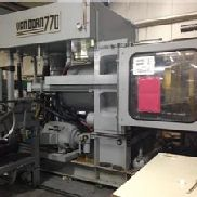 770 Ton Van Dorn Injection Molding Machine, Model 700HP-6800, 125 Oz, New In 1996