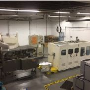 ADS G62 PET Stretch Blow Molding Machine 2001