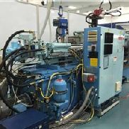 Used 165 Ton Krauss Maffei Injection Molding Machine, Model 150-460-B2, Manufactured 1996