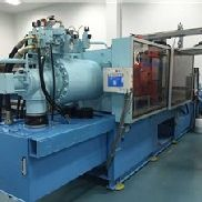 Used 310 Ton Krauss Maffei Injection Molding Machine, Model 280-1200-B2, Manufactured 1996