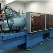 Used 310 Ton Krauss Maffei Injection Molding Machine, Model 280-1200-B3, Manufactured 1995