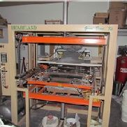 "24 ""x 36"" Hartland Single Station mit Thermoformer Clicker Press"