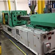 398 ton Nissei Injection Molding Machine, Model FN7000, 55 Oz, New in 2000