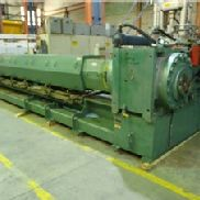 "8"" American Kuhne Extruder, 30:1 L/D Ratio, 400 Hp New in 2000"