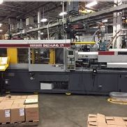 Used 300 Ton Van Dorn Injection Molding Machine, Model 270HT-1220, Manufactured 1999