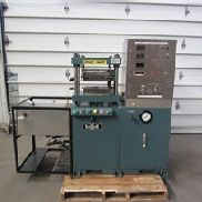 30 Ton Wabash Heated Press, Model 30-12-3TMX