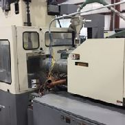 110 Ton Nissei Vertical Injection Molding Machine, Model TD110E, 3.3 Oz, Made New In 2003