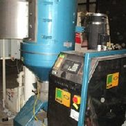 100 CFM UnaDyn Desiccant Dryer, Model UDC100, With Hopper