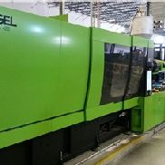 420 Ton Engel Electric Injection Molding Machine,Model E-Motion 2440/420, 40.34 Oz, Made New In 2014