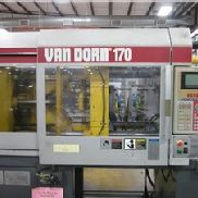 170 Ton Van Dorn, Model 170HT, 8 oz, New in 1996