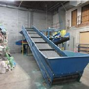 "52 ""Vecoplan RG 52 Single Shaft Shredder System, installiert in ''15"
