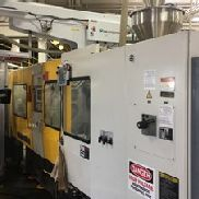 310 Ton Toshiba Injection Molding Machine, Model ISGS310-WPV10-19AT, 30.2 Oz, Made New In 1998