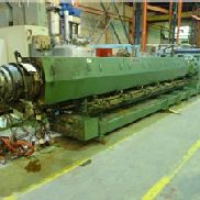 "8 ""American Kuhne Extruder, 30: 1 L / D, 600 Hp"