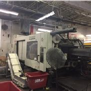 725 Ton Cincinnati Milacron Injection Molding Machine, Model MH 725-179, New in 1996