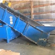 Excel EX63 Auto-Tie Baler With Conveyor, Refurbished in 2008