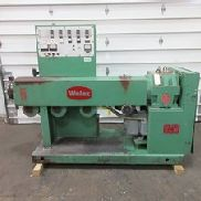 "2.5"" Welex Single Screw Extruder, Model 250, 24:1 L/D, 40HP, New in 1984"