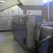 Used Erema COAX 101E Recycling System