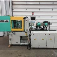 55 Ton Arburg All-Rounder Injection Molding Machine, Model 320C-500-100, 1.02 Oz, Made New In 1999