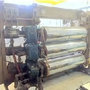 "65 ""Wide HPM Sheet Line, 18"" Independent Driven Rolls, 4,5 ""Extruder"