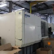 500 Ton Nissei Injection Molding Machine, Model NEX8000, 60 Oz, Made New In 2005