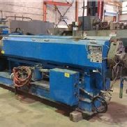 "6"" Merritt Davis Single Screw Extruder, 24:1 L/D, Air Cooled, 300HP"