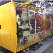 600 Ton Husky Injection Molding Machine, Model GL600GEN-RS85/70, 45.54 Oz, Made New In 2001