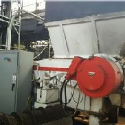 "62"" Vecoplan RTR62/200 Single Shaft Shredder, 2008 Hard Faced"